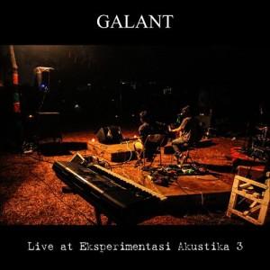 galant eksperimentasi akustik 3
